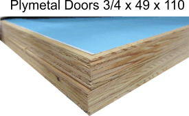 Plymetal Doors